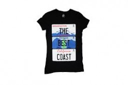 The Best Coast Women's T-Shirt