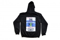The Best Coast Sweatshirt