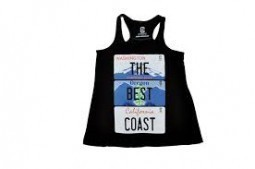 The Best Coast Women's Tank Top