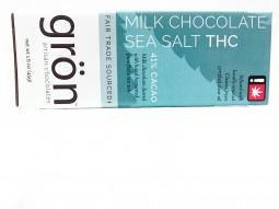 Milk Chocolate Bar w/ Sea Salt (1.6oz)