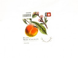 Wyld Indica Peach White Chocolate - Single Dose (.19oz)