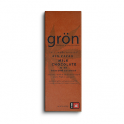 Gron Coconut Milk Chocolate Bar