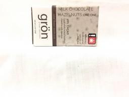 1:1 Milk Chocolate Covered Hazelnuts (1.3oz)