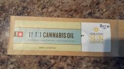 1:1 Cannabis Oil