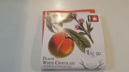 Peach White Chocolate (Individual Serving)
