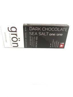1:1 Dark Chocolate Bar (1.6oz)