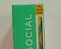 Social - Pina Colada (.5g)
