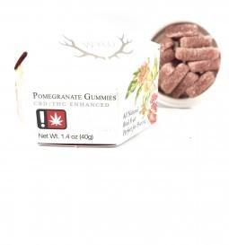 Wyld 1:1 Pomegranate Gummies (1.4oz)