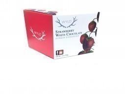 Wyld Strawberry Hybrid White Chocolate- 10pc (1.8oz)