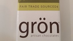Gron Dark Chocolate & Sea Salt