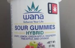 Wana - Hybrid Sour Gummies