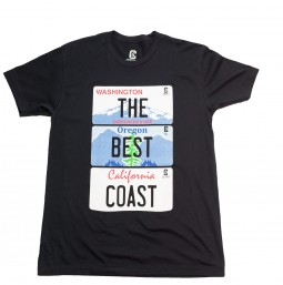 The Best Coast Men's T-shirt