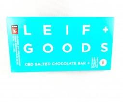 Salted CBD Chocolate Bar