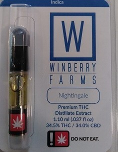 Nightingale (1g) (HIGH CBD)
