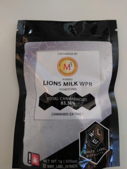 Lions Milk WPR