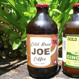 Cold Brew Joe THC by Med with Love
