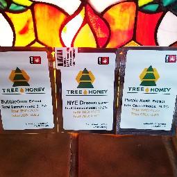NYE Dream Sugar Wax by Tree Honey