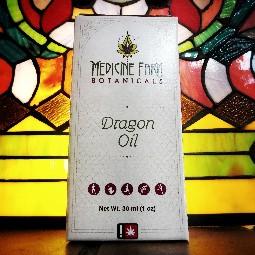 Dragon's Blend Oil by Medicine Farm Botanicals