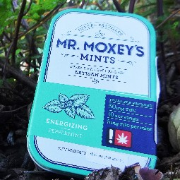 Energizing Peppermint by Moxey's Mints